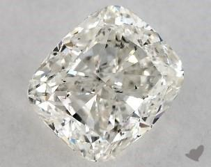 cushion modified0.7 Carat JSI2