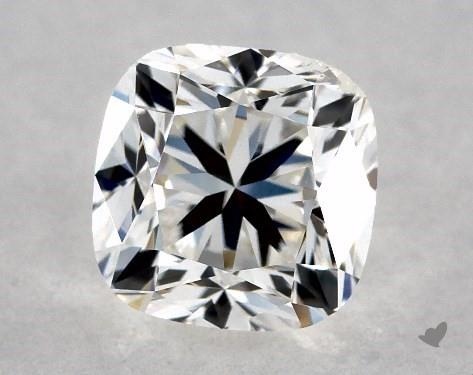 <b>0.51</b> Carat F-SI2 Cushion Cut Diamond