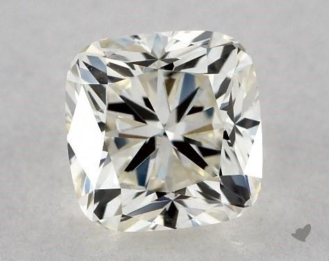 0.72 Carat J-VS1 Cushion Cut Diamond