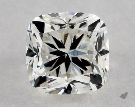 0.51 Carat I-VVS2 Cushion Cut Diamond