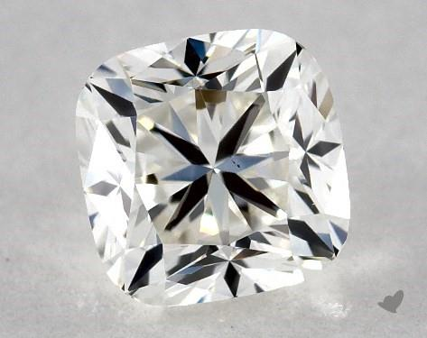 <b>0.50</b> Carat H-VS1 Cushion Cut Diamond