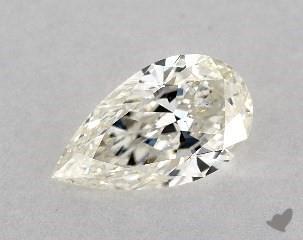 pear0.71 Carat KSI1