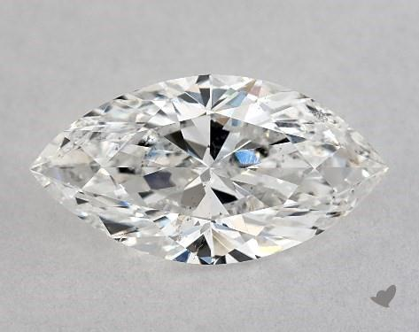1.00 Carat E-SI1 Marquise Cut Diamond