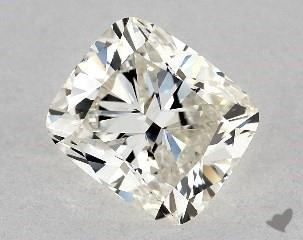 cushion modified0.75 Carat KVVS2
