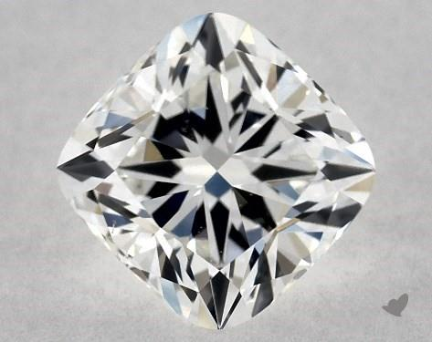 1.01 Carat H-VS2 Cushion Modified Cut Diamond