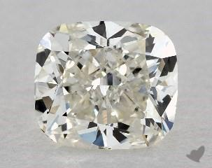 cushion modified0.77 Carat KSI1