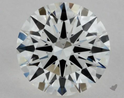 0.85 Carat F-VS2 Excellent Cut Round Diamond