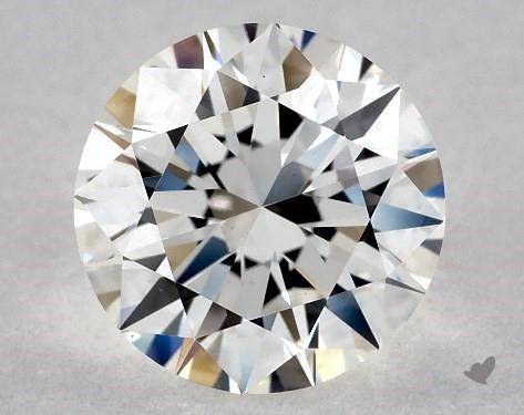 0.99 Carat G-VS1 Excellent Cut Round Diamond