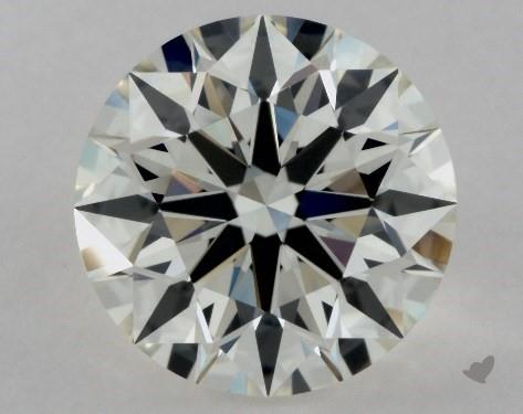1.39 Carat I-VS1 Excellent Cut Round Diamond