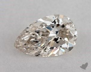 pear0.76 Carat KSI1