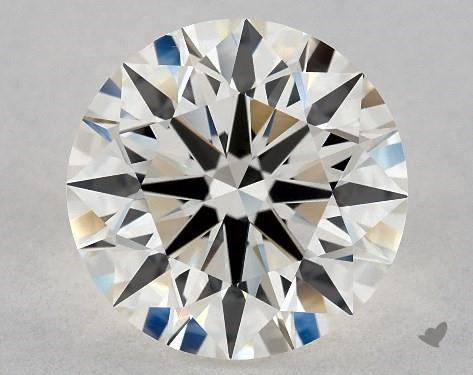2.02 Carat J-VS1 Excellent Cut Round Diamond