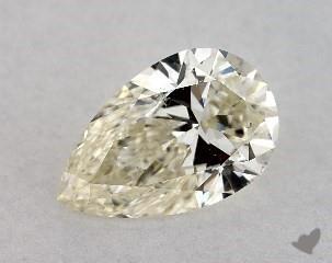 pear0.72 Carat KSI2