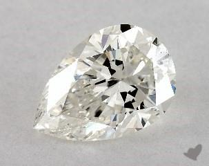 pear0.71 Carat JSI1