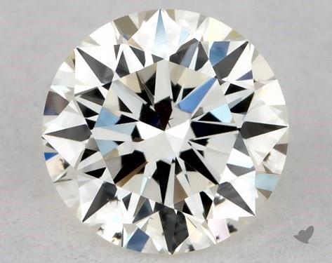 <b>0.31</b> Carat K-SI2 Excellent Cut Round Diamond