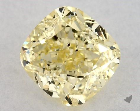 1.00 Carat Cushion Modified Diamond by James Allen