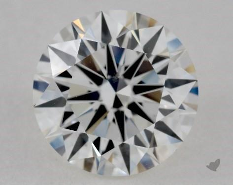 1.71 Carat H-VS2 Excellent Cut Round Diamond