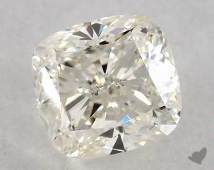 cushion modified0.75 Carat KSI1