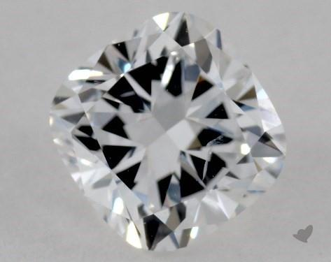 0.70 Carat D-SI1 Cushion Modified Cut Diamond