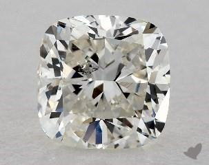 cushion modified0.83 Carat KSI1