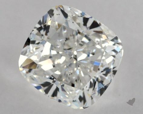 2.20 Carat E-VS2 Cushion Cut Diamond