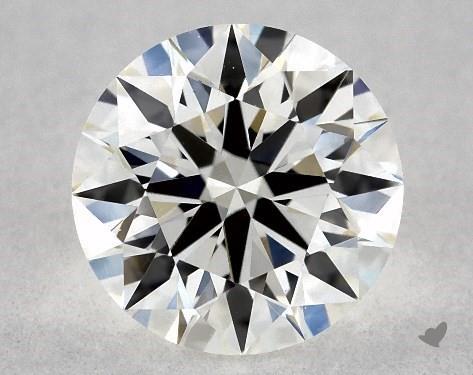0.72 Carat G-VS1 True Hearts<sup>TM</sup> Ideal Diamond
