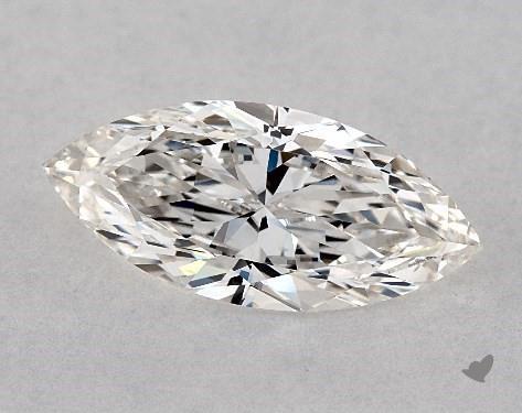 1.21 Carat H-VS1 Marquise Cut Diamond
