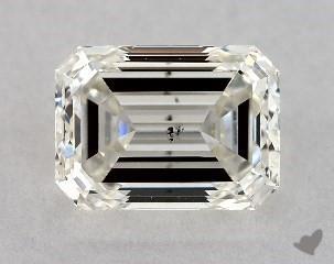 emerald0.7 Carat JSI2