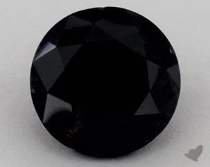 round8.04 Carat Black