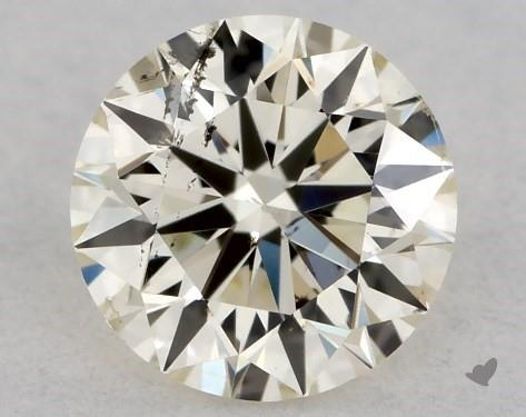<b>0.30</b> Carat K-SI2 Excellent Cut Round Diamond