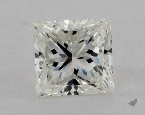 1.51 Carat J-VS1 Ideal Cut Princess Diamond