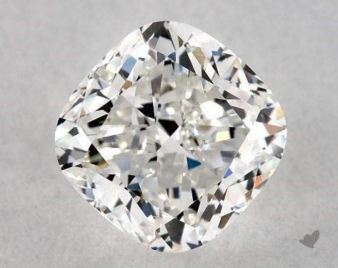 0.81 Carat H-VS2 Cushion Modified Cut Diamond