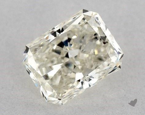 0.81 Carat K-VS1 Radiant Cut Diamond