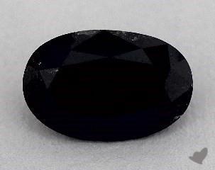 oval2.34 Carat Black