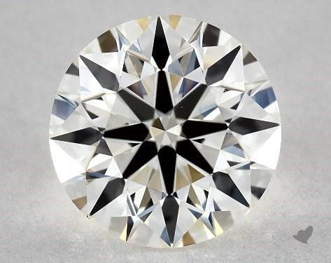 1.27 Carat I-VS2 True Hearts<sup>TM</sup> Ideal Diamond