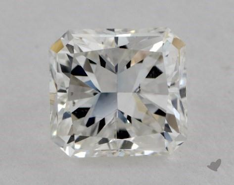 1.19 Carat F-VS2 Radiant Cut Diamond