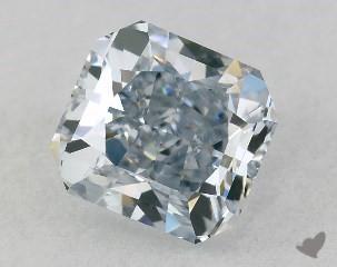 radiant0.45 Carat BLUESI2