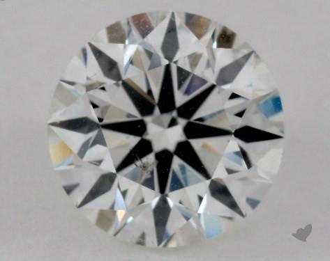 1.40 Carat H-SI2 Excellent Cut Round Diamond
