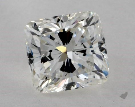 2.13 Carat H-VS2 Cushion Cut Diamond