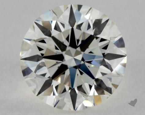 0.70 Carat I-VS2 Excellent Cut Round Diamond