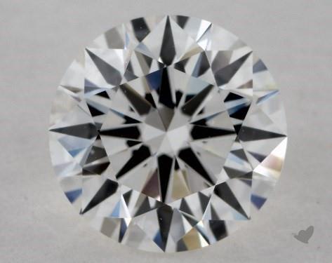 1.31 Carat G-VS1 Excellent Cut Round Diamond