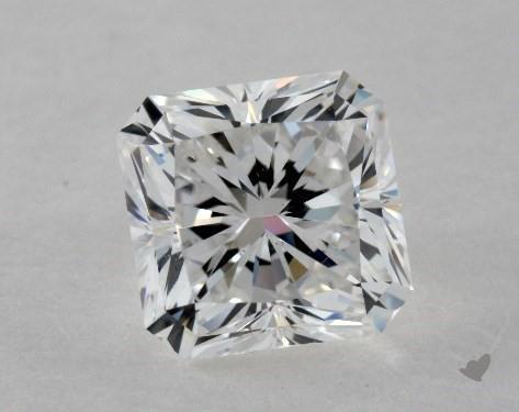 1.30 Carat F-VS2 Radiant Cut Diamond