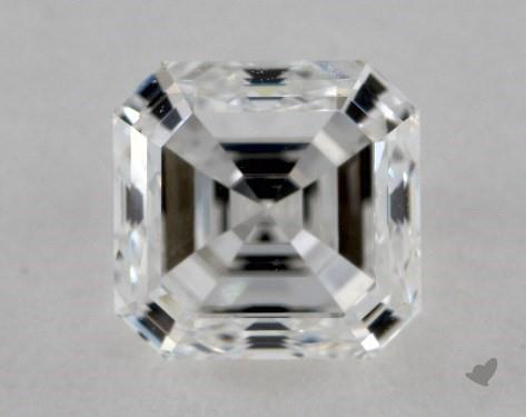 1.27 Carat E-VS1 Asscher Cut Diamond