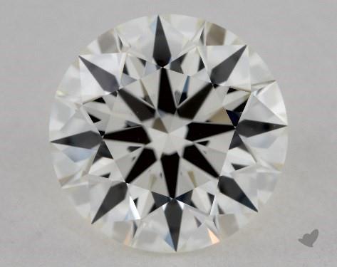 2.01 Carat I-VVS2 True Hearts<sup>TM</sup> Ideal Diamond