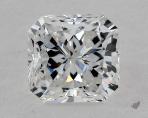 0.90 Carat E-VS1 Radiant Cut Diamond