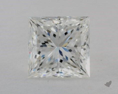 1.50 Carat G-SI1 Ideal Cut Princess Diamond