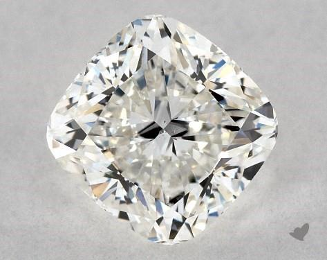 0.91 Carat H-VS2 Cushion Modified Cut Diamond