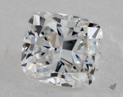 <b>0.60</b> Carat E-SI1 Cushion Cut Diamond