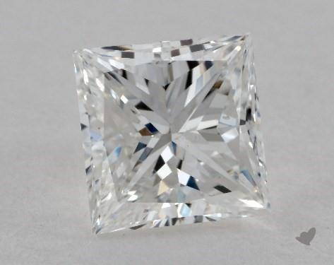 1.40 Carat E-SI1 Very Good Cut Princess Diamond