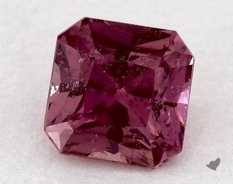 0.76 carat Emerald Natural Pink Sapphire