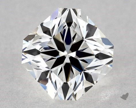 1.07 Carat H-VS1 Radiant Cut Diamond